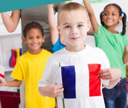 Bekendmaking van de resultaten peilingen Frans