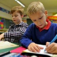 Persconferentie resultaten peiling Nederlands en wiskunde